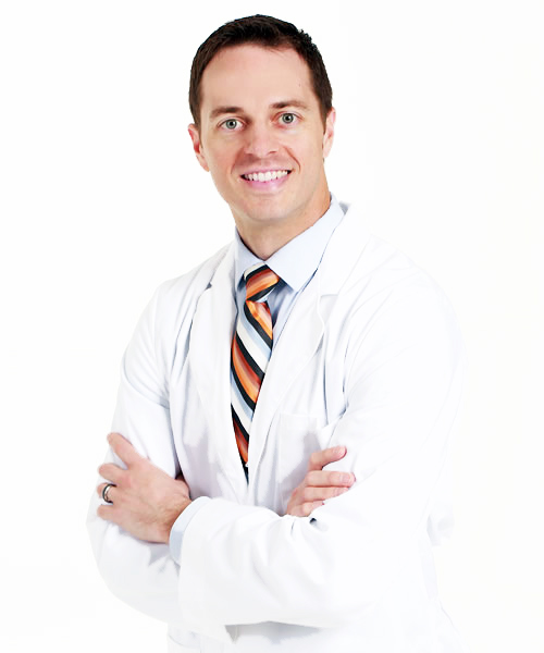 Dr. Sam Gillespie, an Audiologist in Omaha, providing excellent and professional hearing care.